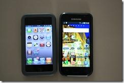 iPhone 3GS vs Samsung Galaxy S ในสภาพแสงในอาคารปกติ