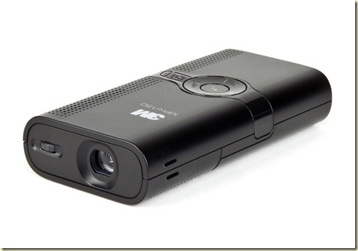3M MPro 150 Pocket Projector