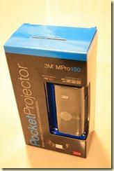 3M MPro 150 แบบอยู่ในกล่อง