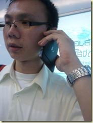 ใช้ Dell Streak เป็นโทรศัพท์ปกติในห้างอย่างไม่อายใครได้เลย