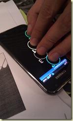 Samsung Galaxy S ได้ 5 จุด