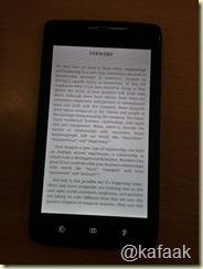 อ่าน e-book ด้วย Kindle