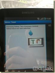 จุดเด่นที่ Samsung Galaxy Tab ทำได้ดีเหนือ Android Device อื่นๆ