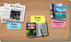 Reader Hub ทำให้คุณใช้ Tablet ได้คุ้มค่าขึ้นในฐานะ e-reader